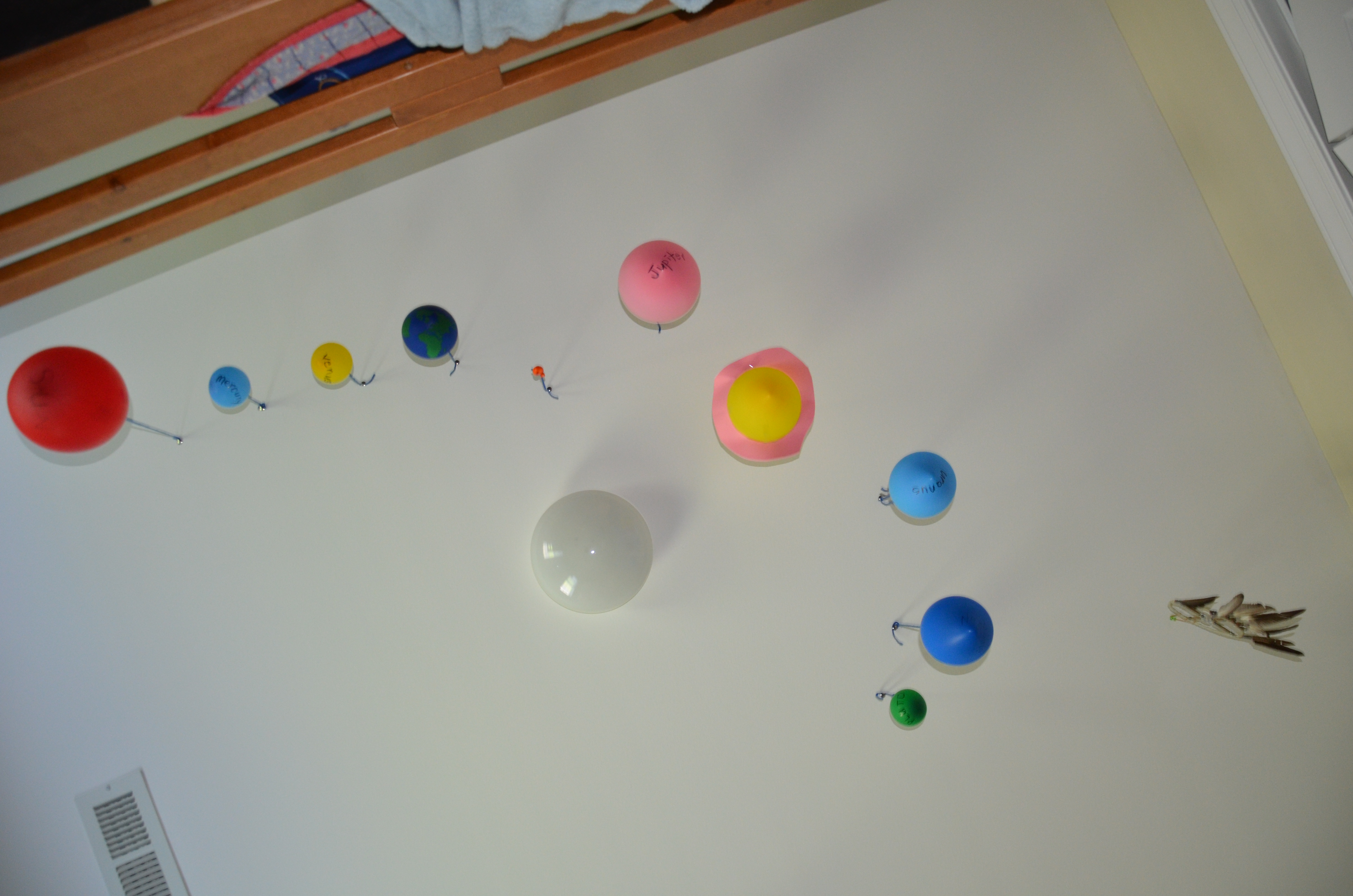 hang up solar system ceiling - photo #10